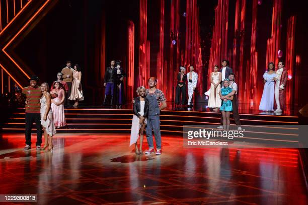 STARS Villains Night Just in time for Halloween 10 celebrity and prodancer couples find their inner villain as they compete for this season's seventh...