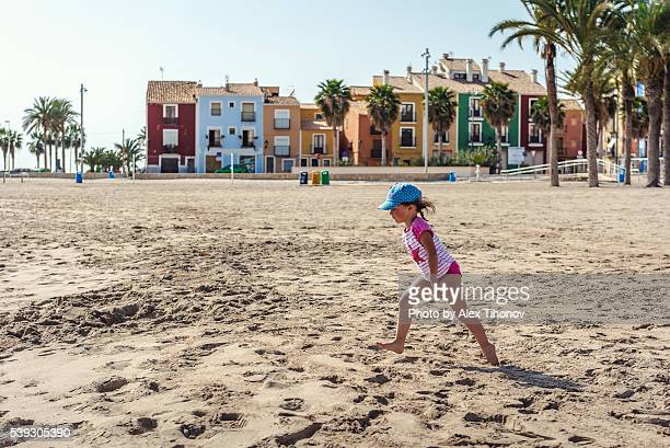 Villajoyosa beach