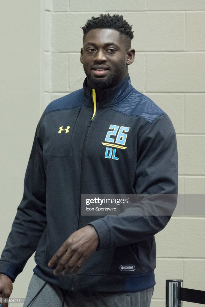 NFL: MAR 04 Scouting Combine : News Photo