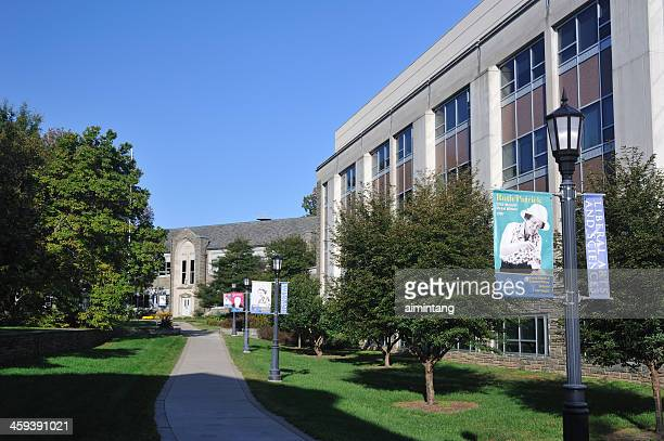 villanova university - villanova pennsylvania stock photos and pictures