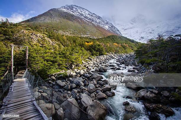 villarica national park, pucón chile - pucon fotografías e imágenes de stock