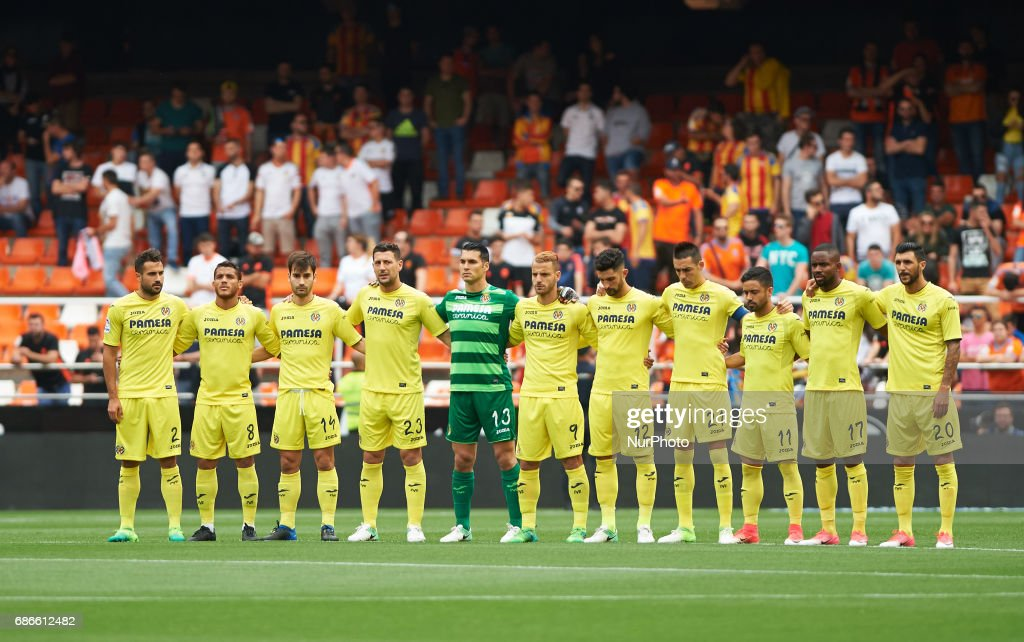 Valencia CF v Villarreal CF - La Liga : Fotografía de noticias