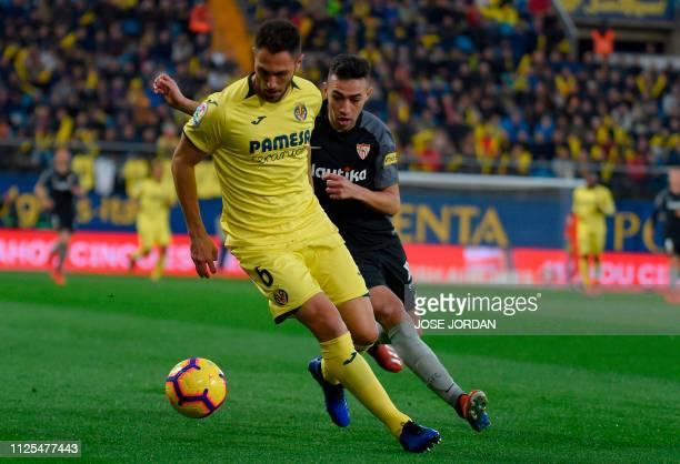 ESP: Villarreal CF v Sevilla FC - La Liga