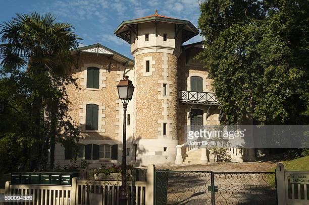 Ville d'Hiver villa