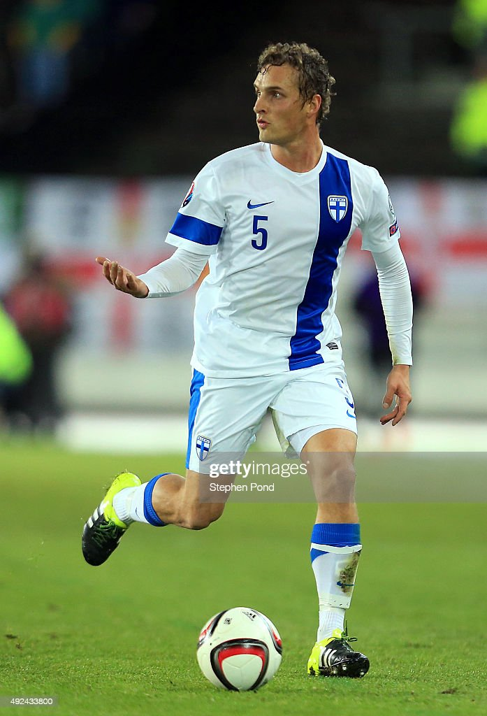 Finland v Northern Ireland - UEFA EURO 2016 Qualifier : News Photo