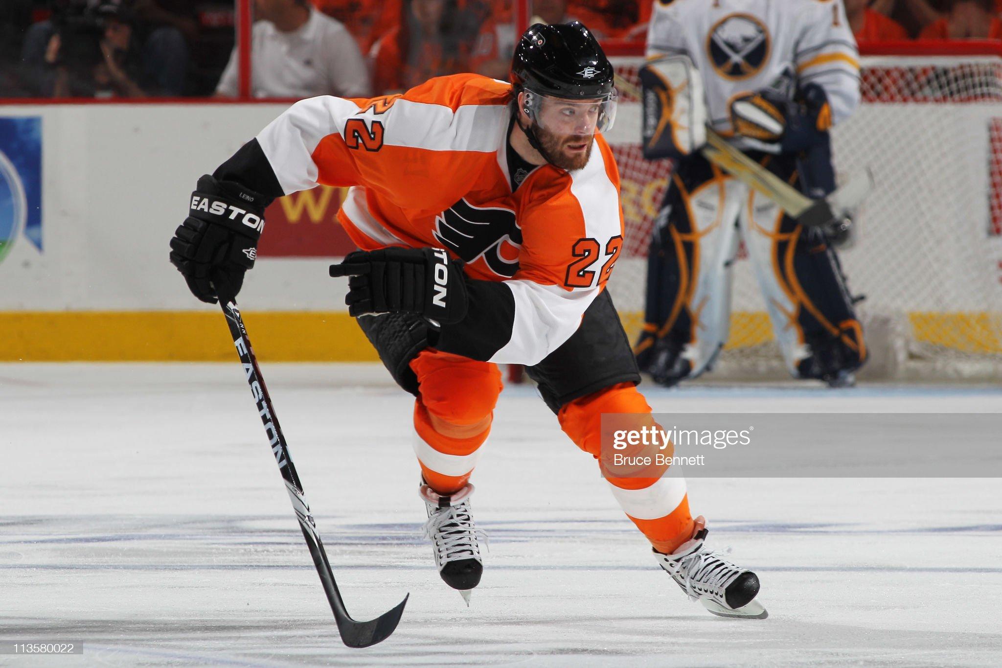 Buffalo Sabres v Philadelphia Flyers - Game Seven : News Photo