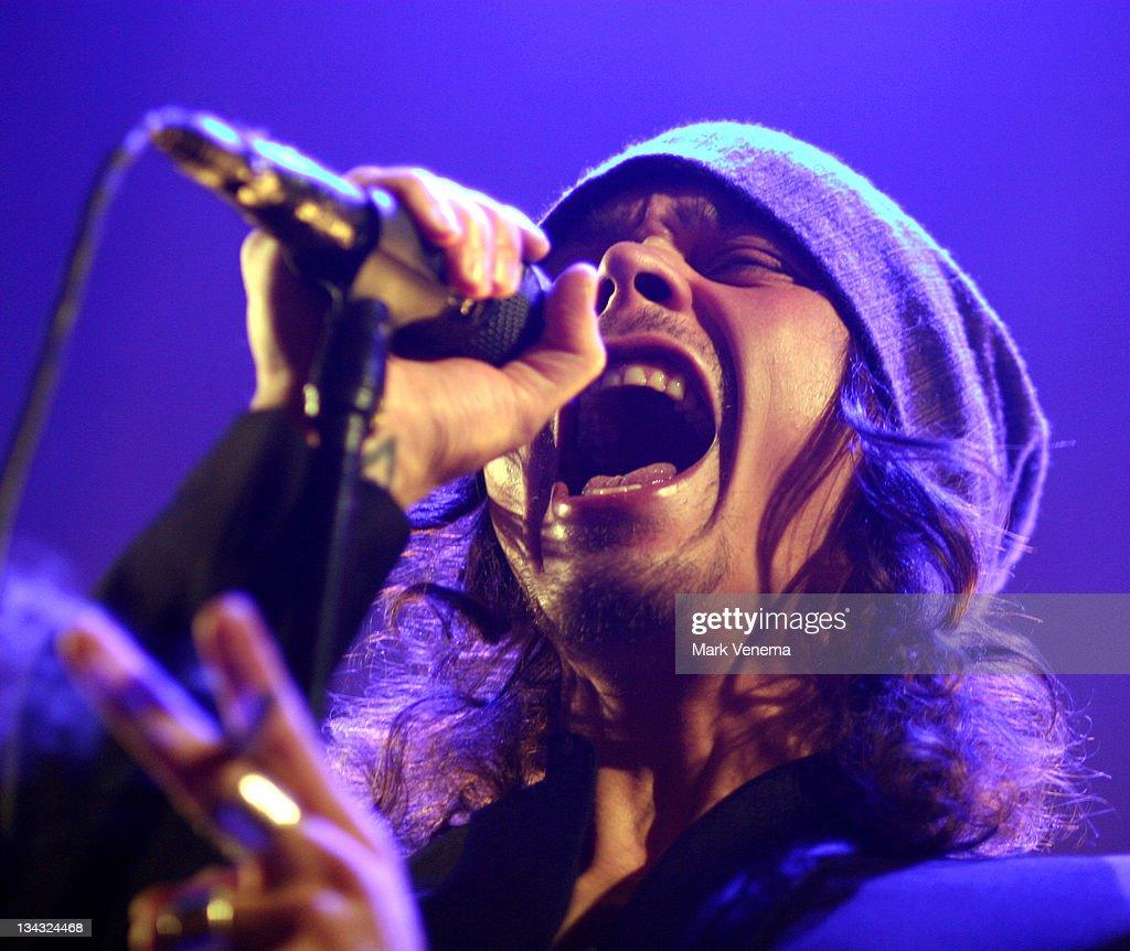 HIM Performing in Amsterdam