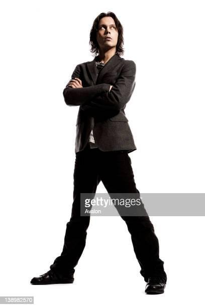 Ville Valo singer of HIM shot in London 9th July 2007