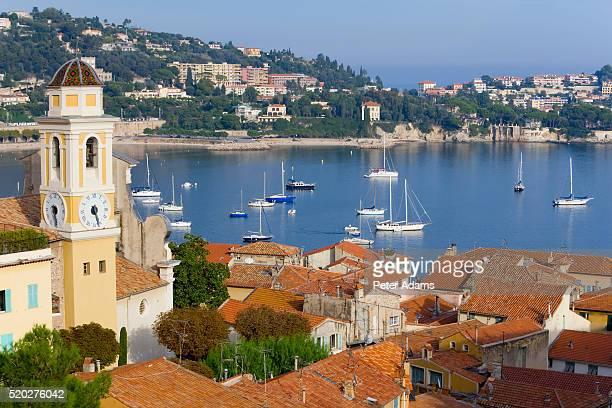 Villefranche-sur-Mere on the Cote d'Azur