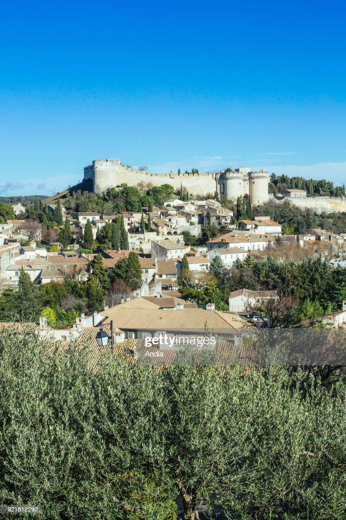 Villeneuve-les-Avignon. : News Photo