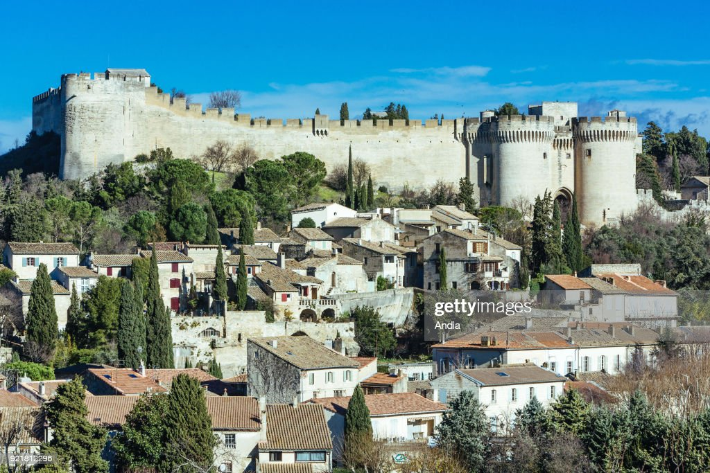 Villeneuve-les-Avignon. : News Photo
