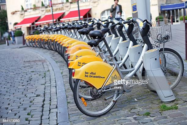 Villo! Brussels bike