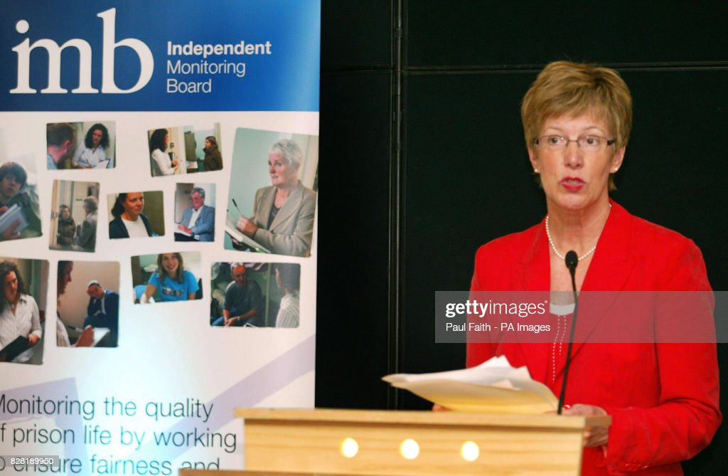 Vilma Patterson Chairperson Of The Northern Ireland Association Of News Photo Getty Images