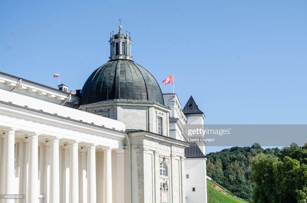 Vilnius Cathedral : Stock-Foto