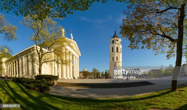 Vilnius Cathedral, Vilnius, Lithuania