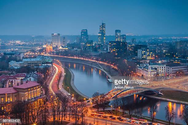 Vilnius, Lithuania, City View