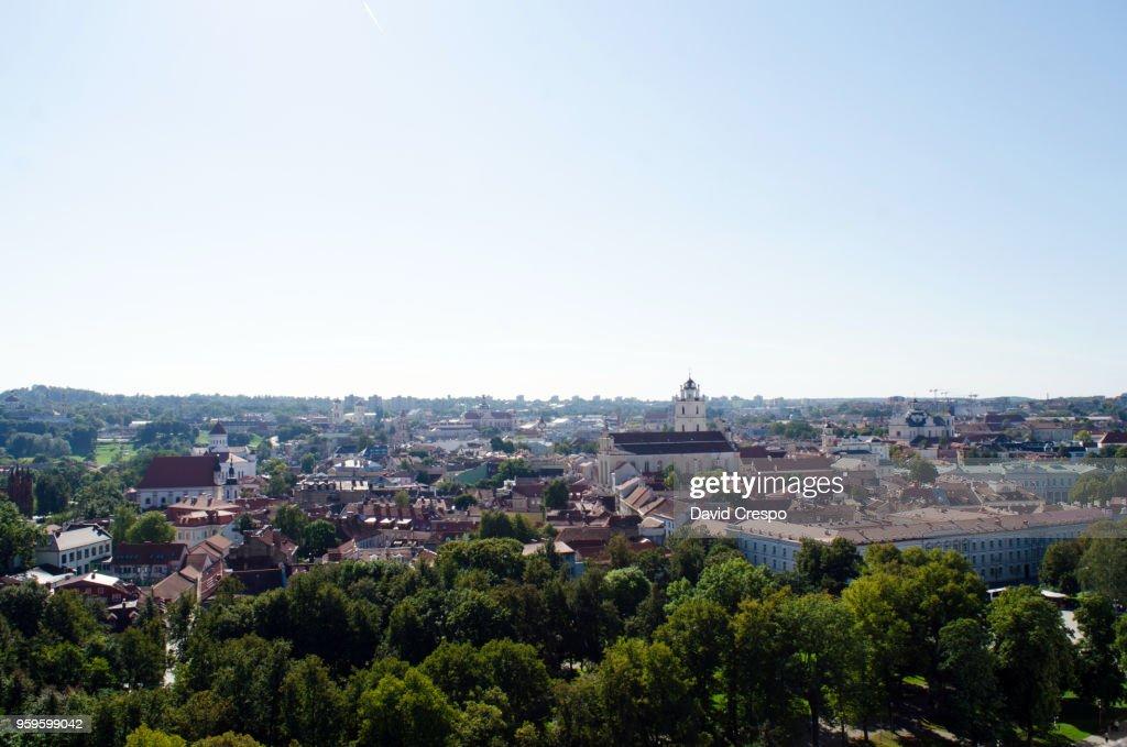 Vilnius Old Town : Stock-Foto