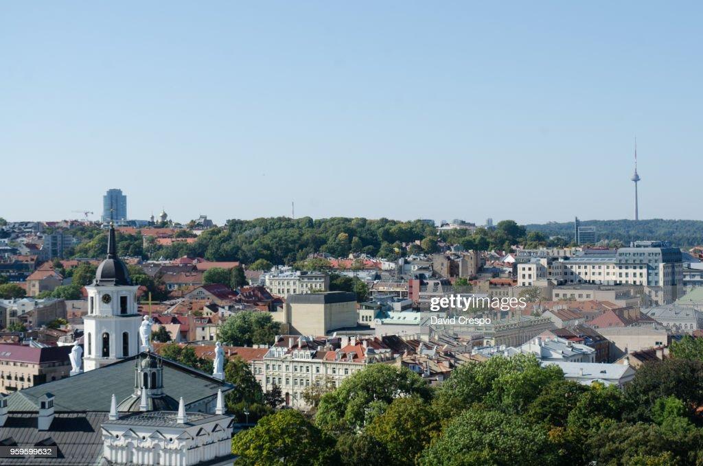 Vilnius : Stock Photo