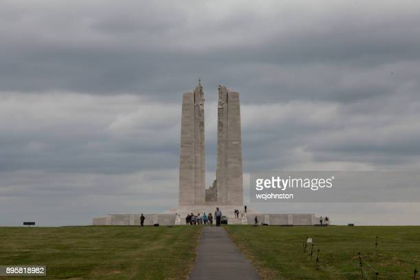 vimy ridge national historic site of canada - ridge stock pictures, royalty-free photos & images