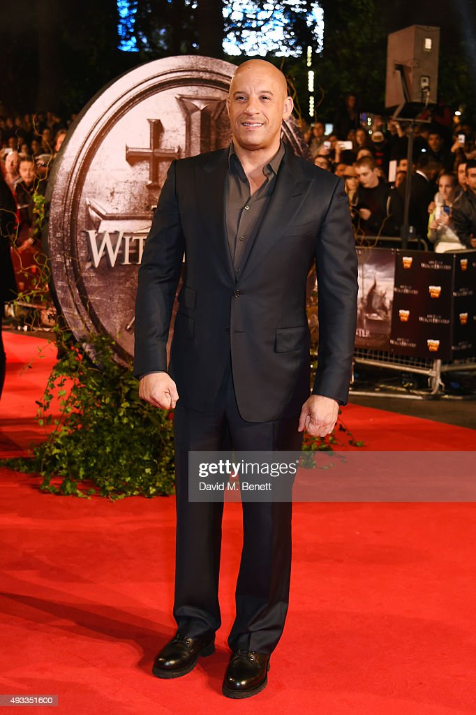 """The Last Witch Hunter"" - UK Premiere - Inside Arrivals"