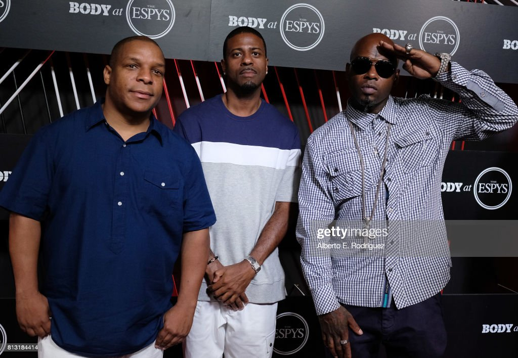 BODY At The ESPYS Pre-Party - Arrivals : News Photo