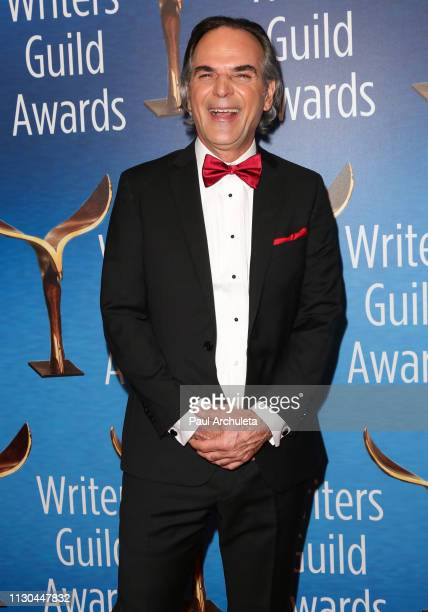 Vince Calandra attends the 2019 Writers Guild Awards LA ceremony at The Beverly Hilton Hotel on February 17 2019 in Beverly Hills California