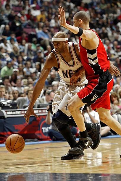 dead440ab Toronto Raptors v New Jersey Nets