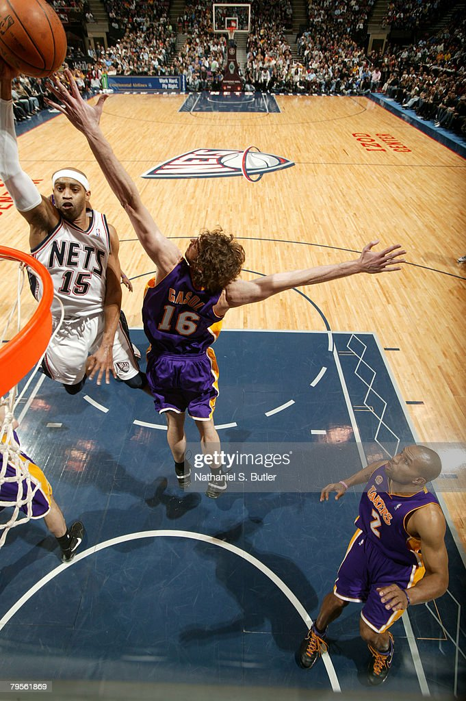 d121288c22fb discount new jersey nets vince carter pictures getty images 0f97c ee5c6   where to buy los angeles lakers v new jersey nets news photo 3b0c7 7d6c8