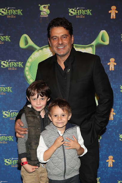 AUS: Shrek The Musical Opening Night - Arrivals