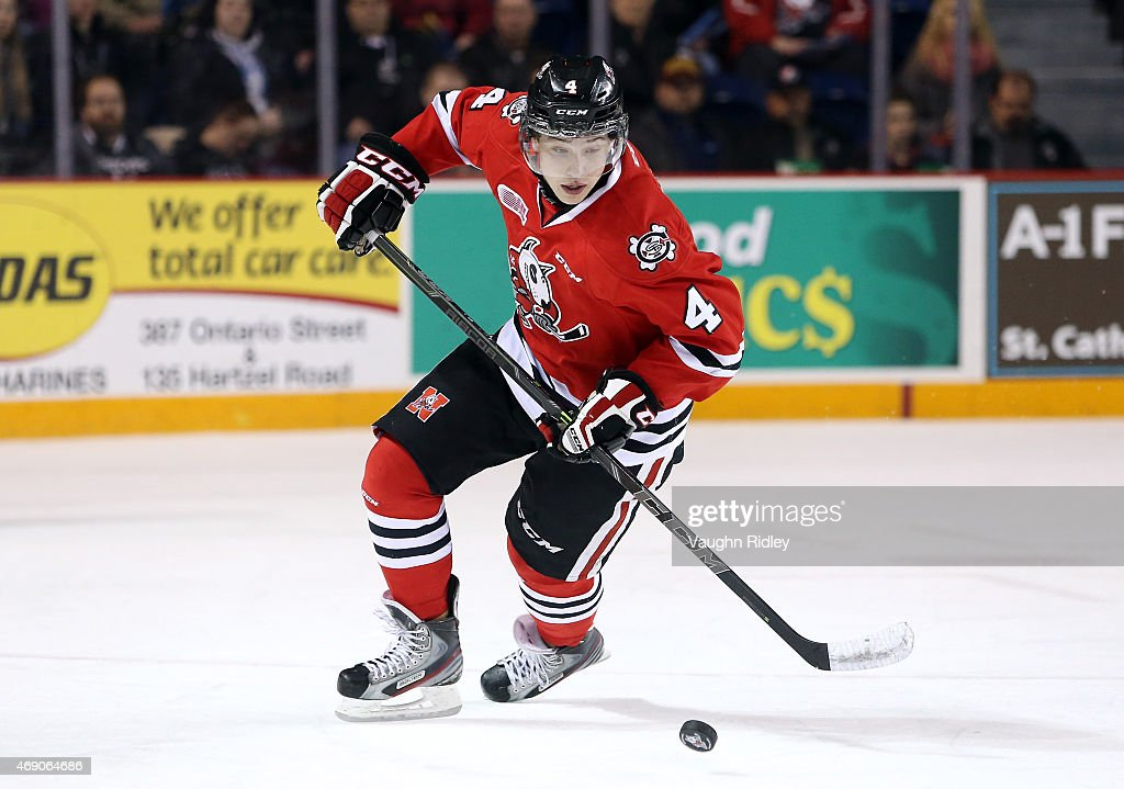 Ottawa 67s v Niagara IceDogs - Game Six : News Photo