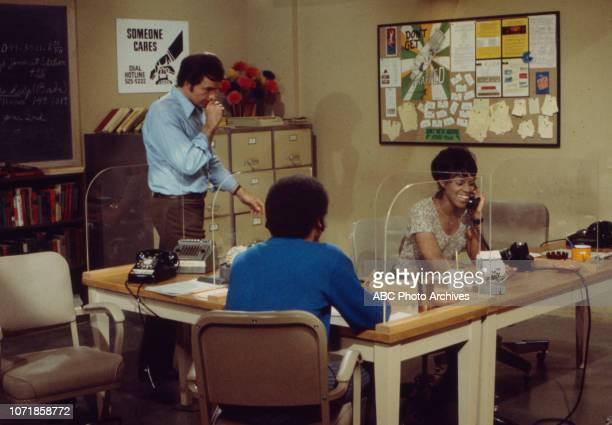 Vince Edwards Felton Perry Chelsea Brown appearing in the Walt Disney Television via Getty Images series 'Matt Lincoln' episode 'Charles'