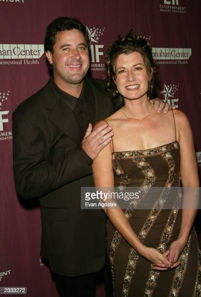 """Vince Gill and wife Amy Grant attending the """"42nd & Vine, Hollywood Hits Broadway"""" fund-raiser for the Jay Monahan Center for Gastrointestinal Health..."""