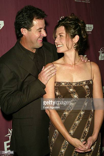 Vince Gill and wife Amy Grant attending the 42nd Vine Hollywood Hits Broadway fundraiser for the Jay Monahan Center for Gastrointestinal Health and...