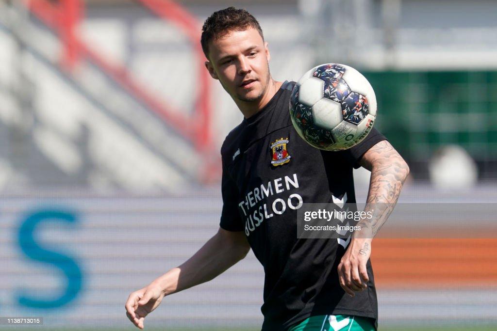 NLD: FC Oss v Go Ahead Eagles - Jupiler League