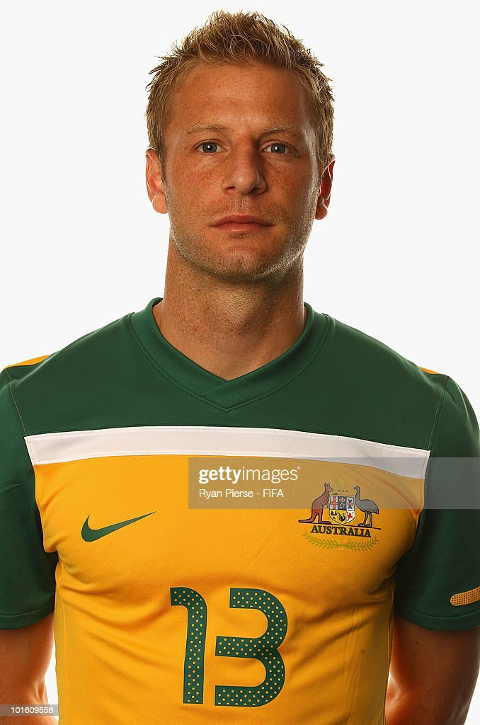 Australia Portraits - 2010 FIFA World Cup