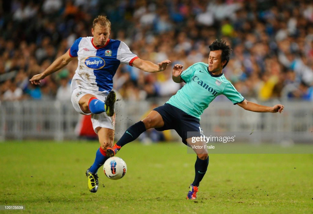 Blackburn Rovers v Kitchee - 2011 Asia Trophy