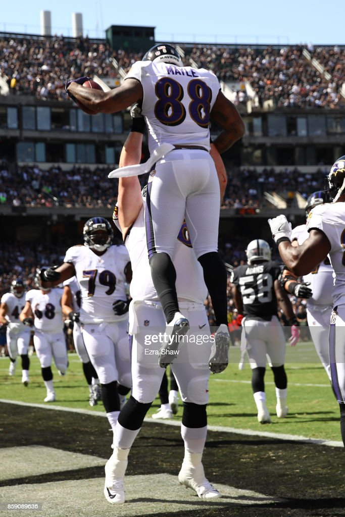 Baltimore Ravens v Oakland Raiders