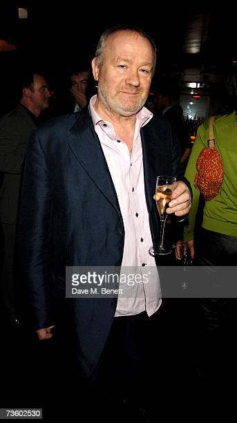 Vince Power attends private party at Ronnie Scott's hosted by Gary Farrow on March 15 2007 in London England