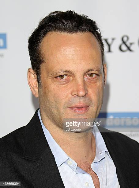 Vince Vaughn attends The 2014 Baby2Baby Gala Presented by Tiffany Co at The Book Bindery on November 8 2014 in Culver City California