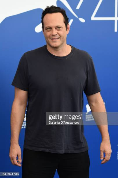 Vince Vaughn attends the 'Brawl In Cell Block 99' photocall during the 74th Venice Film Festival on September 2, 2017 in Venice, Italy.