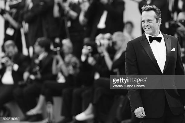 Vince Vaughn attends the premiere of 'Hacksaw Ridge' during the 73rd Venice Film Festival at Sala Grande on September 4, 2016 in Venice, Italy.