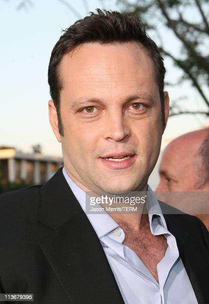 Vince Vaughn during The Break Up Los Angeles Premiere Arrivals at Mann Village Theatre in Westwood California United States