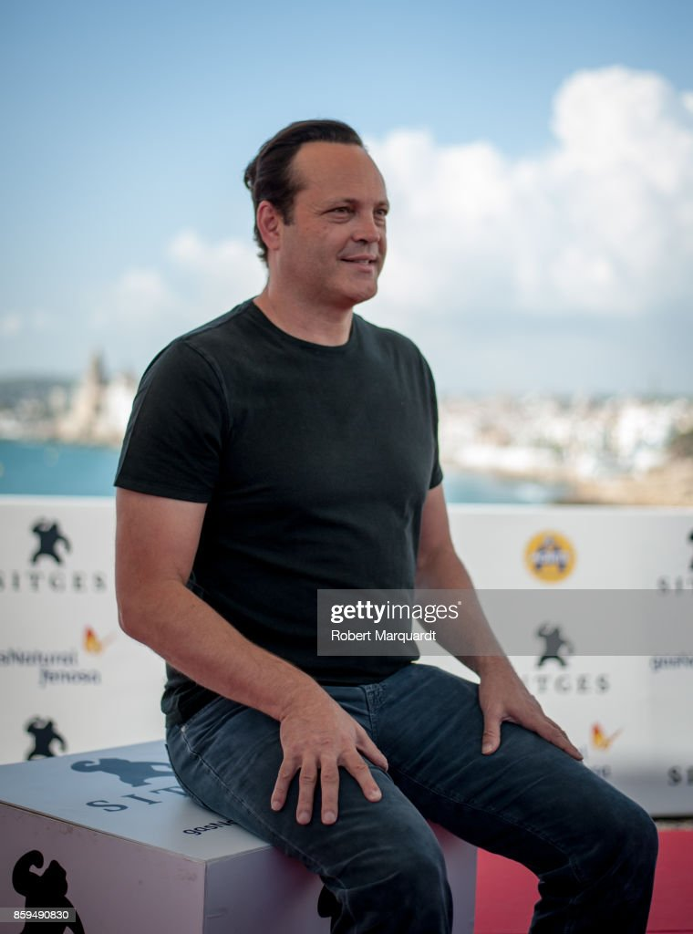 Vince Vaughn Barefoot >> Vince Vaughn Poses During A Photocall For His Latest Film