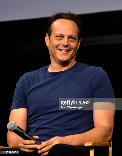Vince Vaughn speaks onstage at the Netflix Adult Animation QA and Reception on April 20 2019 in Hollywood California