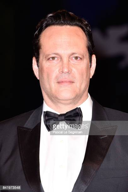 Vince Vaughn walks the red carpet ahead of the 'Brawl In Cell Block 99' screening during the 74th Venice Film Festival at Sala Grande on September 2...