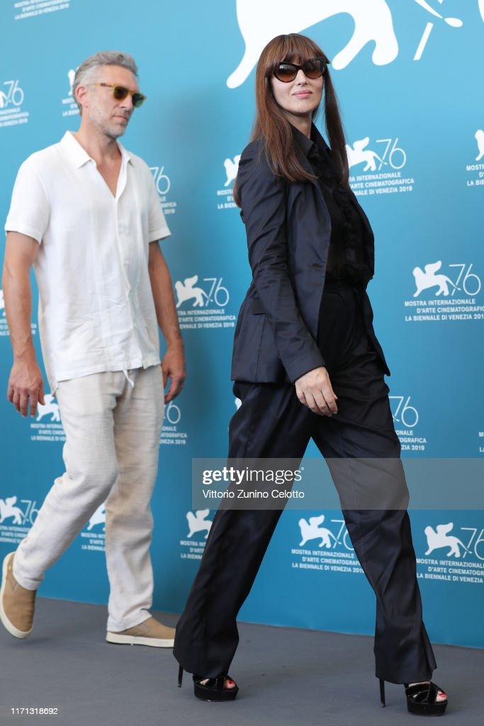 """Irreversible"" Photocall - The 76th Venice Film Festival : Foto jornalística"