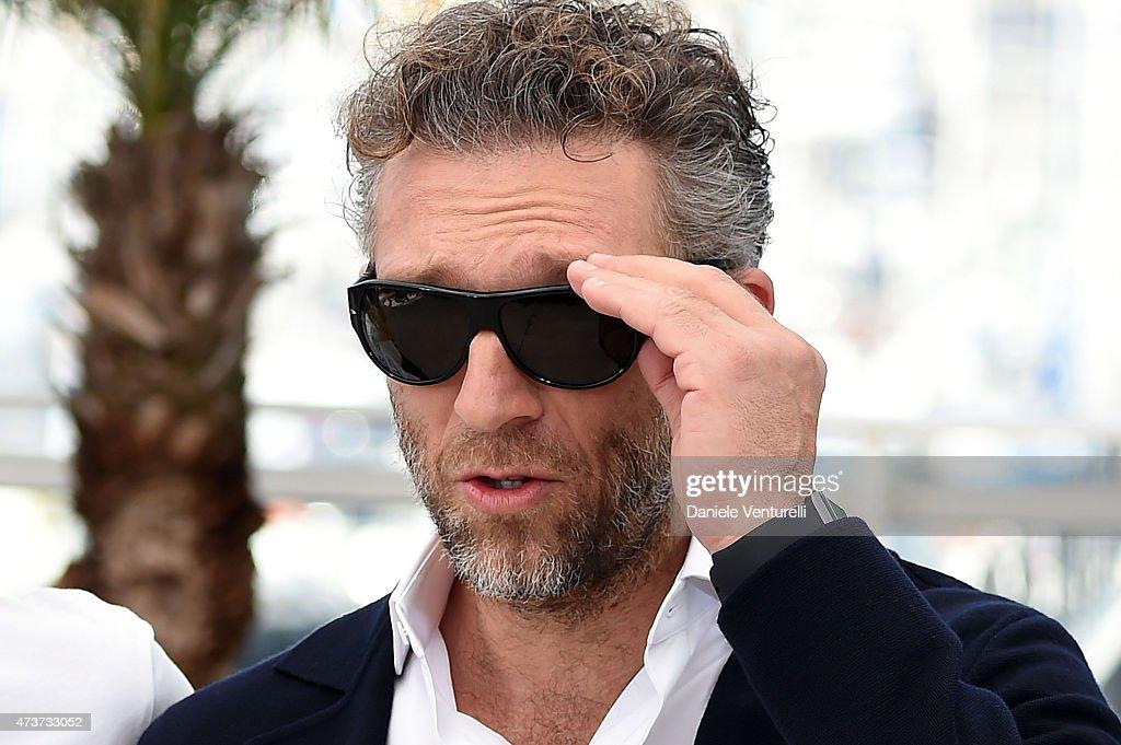 """""""Mon Roi"""" Photocall - The 68th Annual Cannes Film Festival : Fotografia de notícias"""