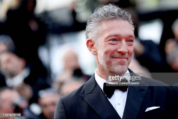 Vincent Cassel attends the closing ceremony screening of The Specials during the 72nd annual Cannes Film Festival on May 25 2019 in Cannes France