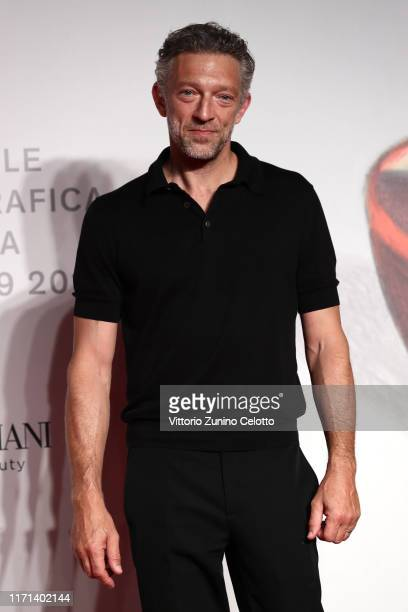 """Vincent Cassel attends the """"Irreversible"""" Red Carpet during the 76th Venice Film Festival at Sala Grande on August 31, 2019 in Venice, Italy."""
