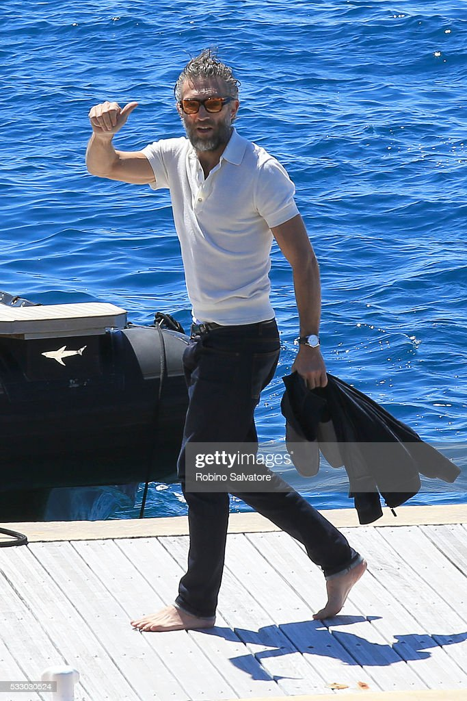 May 20, 2016 - Celebrity Sightings At The 69th Annual Cannes Film Festival